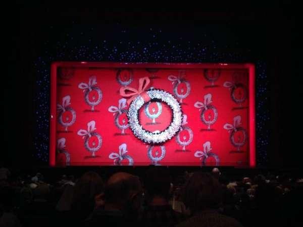 Durham Performing Arts Center, secção: Orchestra Center, fila: Z, lugar: 112