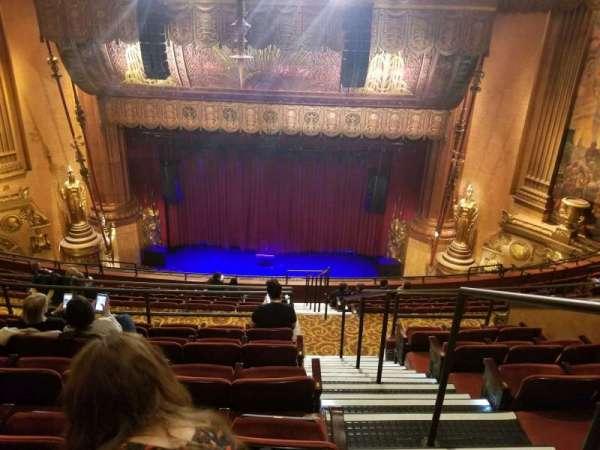 Beacon Theatre, secção: Upper Balcony C, fila: L, lugar: 113