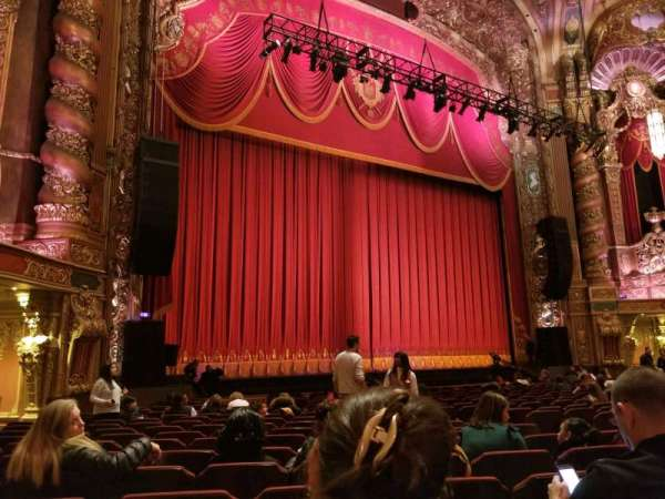 Kings Theatre (Brooklyn), secção: Sec 1, fila: R, lugar: 19