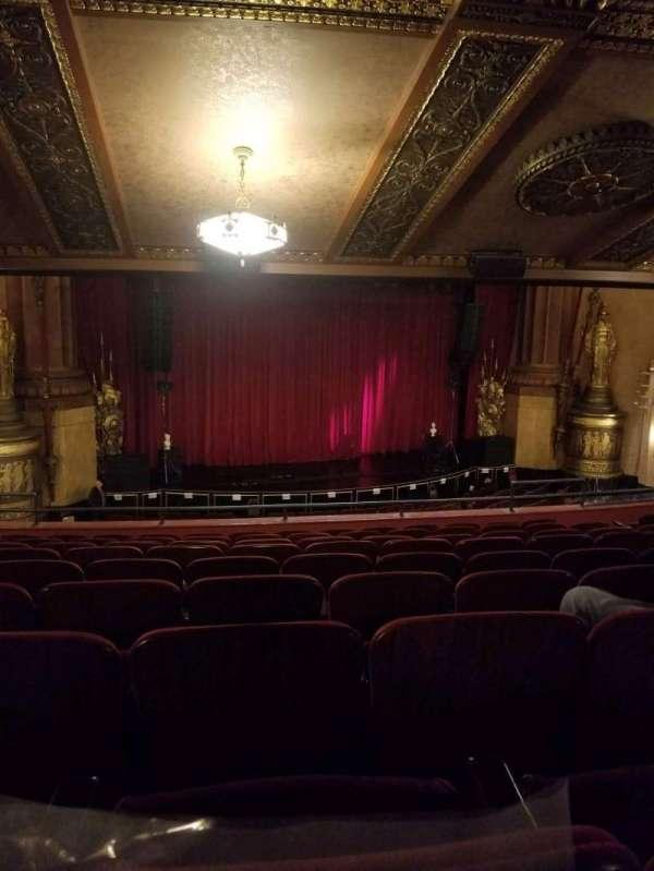 Beacon Theatre, secção: Loge 1, fila: J, lugar: 15