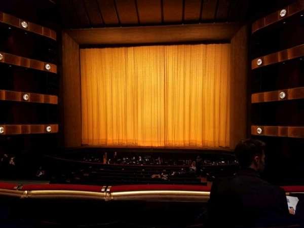 David H. Koch Theater, secção: 1st Ring, fila: C, lugar: 113