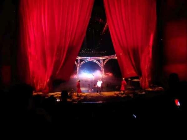 O Theatre, secção: 103, fila: F, lugar: 7