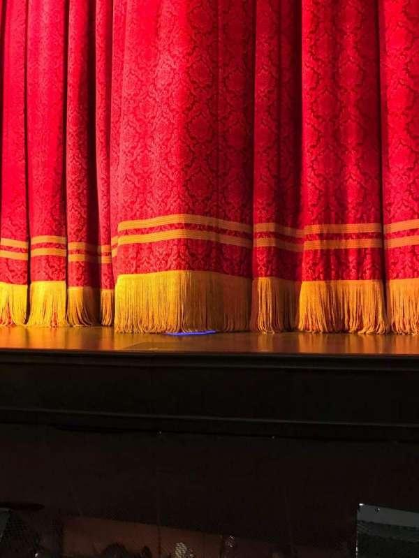 Marquis Theatre, secção: Orchestra C, fila: A, lugar: 112