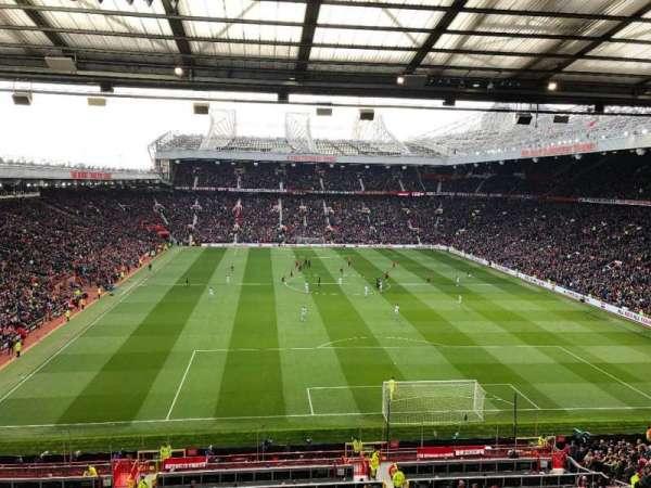Old Trafford, secção: E333, fila: 6, lugar: 118