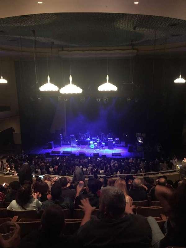 SF Masonic Auditorium, secção: Balcony, fila: 11, lugar: 6