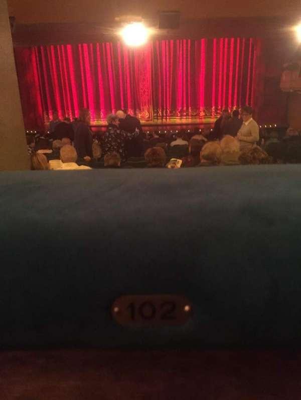 Shubert Theatre , secção: Standing Room, lugar: 102