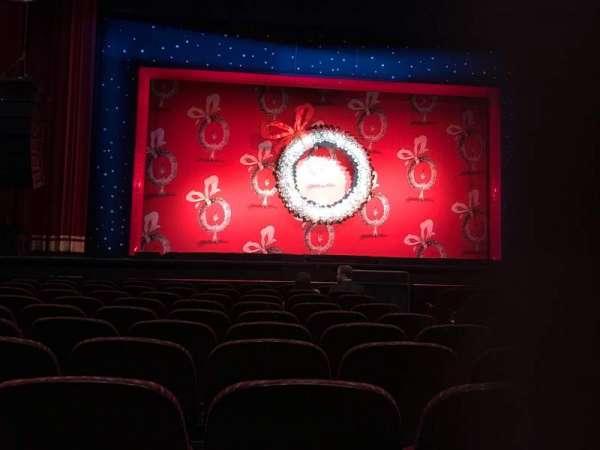 Stifel Theatre, secção: ORCHLC, fila: K, lugar: 3