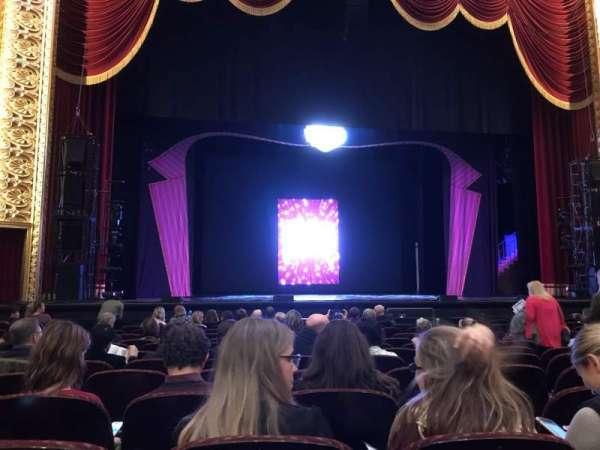 Stifel Theatre, secção: ORCHLC, fila: N, lugar: 7