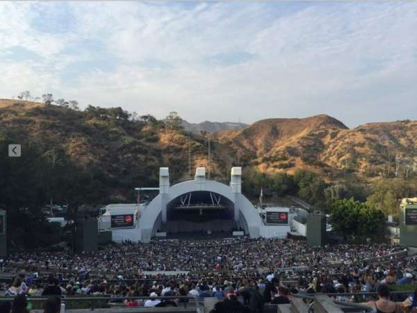 Hollywood Bowl, secção: T1