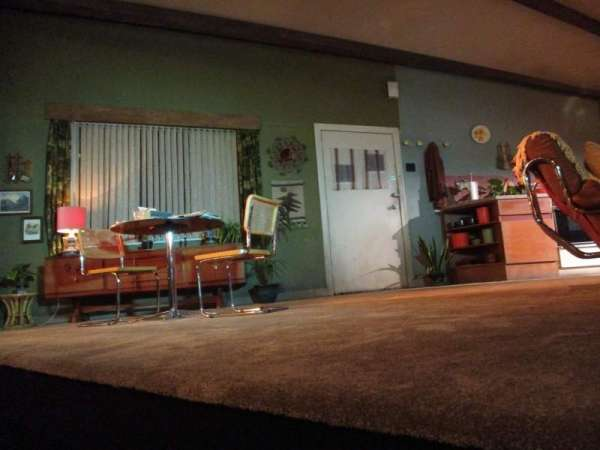 Vaudeville Theatre, secção: Stalls, fila: AY, lugar: 10