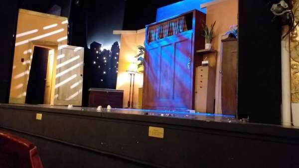 Criterion Theatre, secção: Stalls, fila: B, lugar: 5