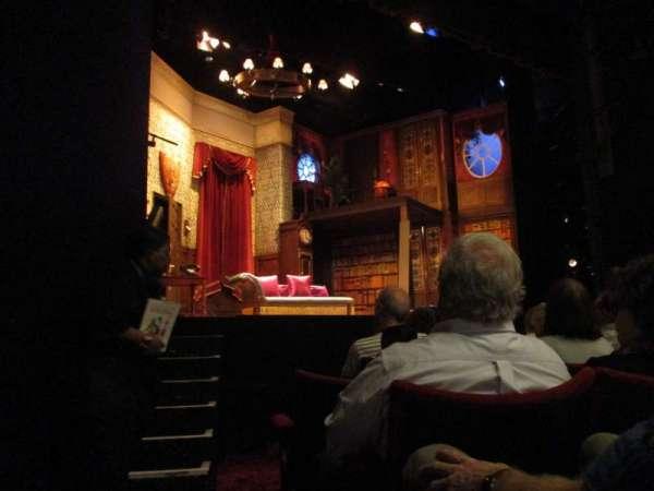Duchess Theatre, secção: Stalls, fila: F, lugar: 22