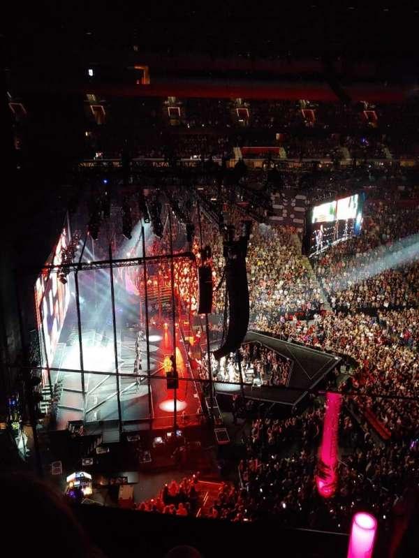 Little Caesars Arena, secção: 229, fila: 2, lugar: 13