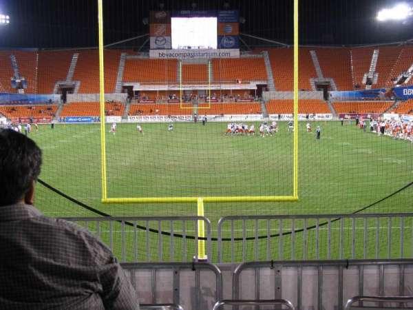 BBVA Compass Stadium, secção: South Party Deck