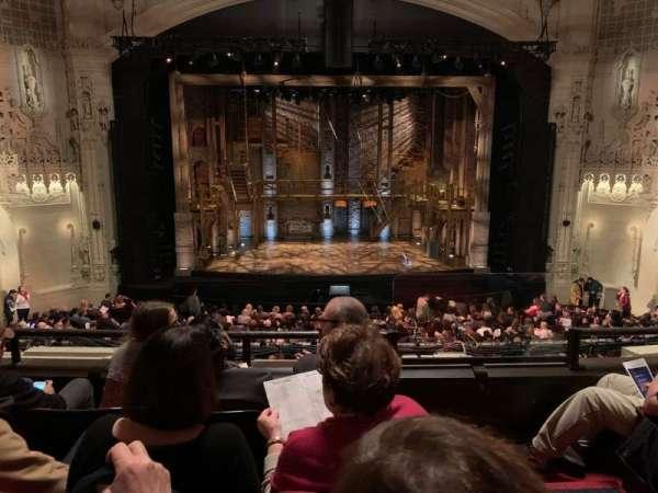 Orpheum Theatre (San Francisco), secção: Mezzanine LC, fila: D, lugar: 103