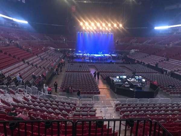 Value City Arena, secção: 232, fila: A, lugar: 1