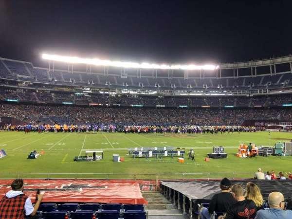 SDCCU Stadium, secção: F3, fila: 17, lugar: 17