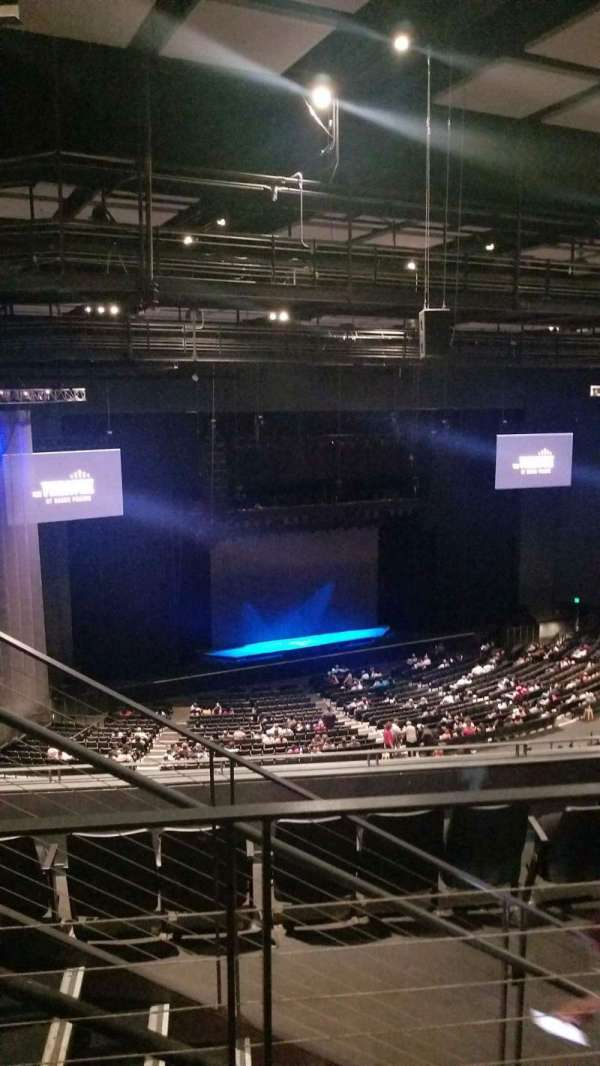 The Theatre at Grand Prairie, secção: 410, fila: C, lugar: 5