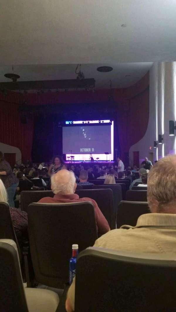 Arlington Music Hall, secção: CORN6, fila: W, lugar: 21