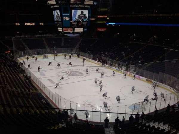 Nationwide Arena, secção: 305 box