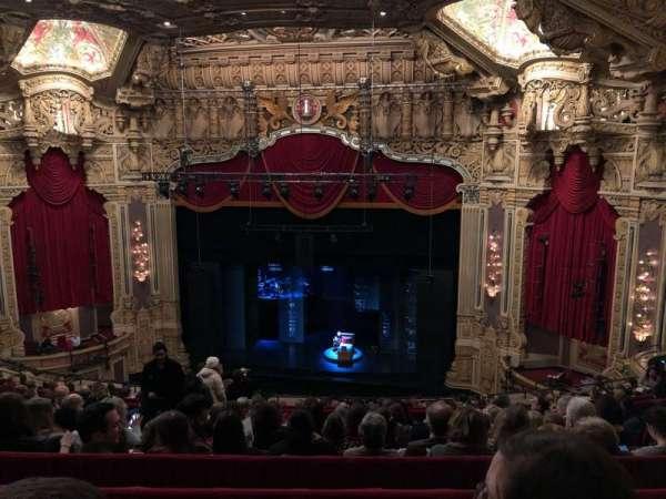 Nederlander Theatre (Chicago), secção: BALCRC, fila: N, lugar: 332