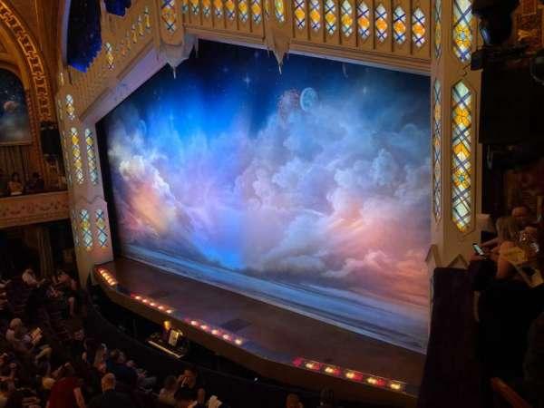 Eugene O'Neill Theatre, secção: Boxes Right, fila: C, lugar: 1
