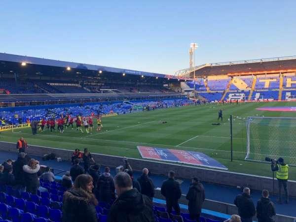 St Andrew's Stadium, secção: GML4, fila: 16, lugar: 105