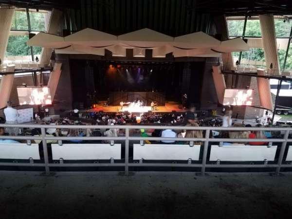 Saratoga Performing Arts Center, secção: 22, fila: J, lugar: 7