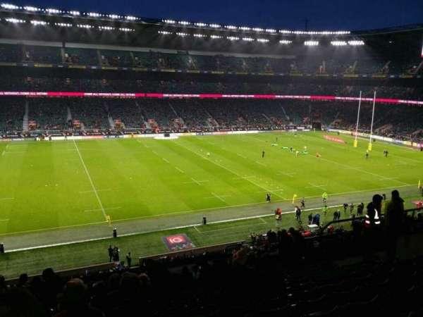 Twickenham Stadium, secção: M10 , fila: 67, lugar: 251