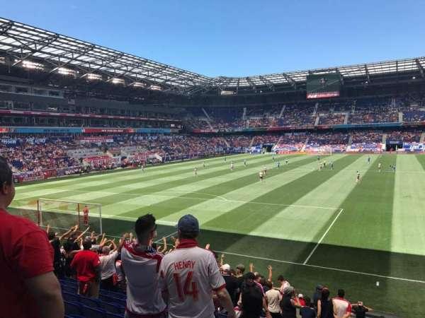 Red Bull Arena (New Jersey), secção: 132, fila: 15, lugar: 21