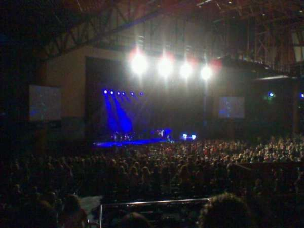 PNC Pavilion At Riverbend, secção: 206, fila: c, lugar: 4