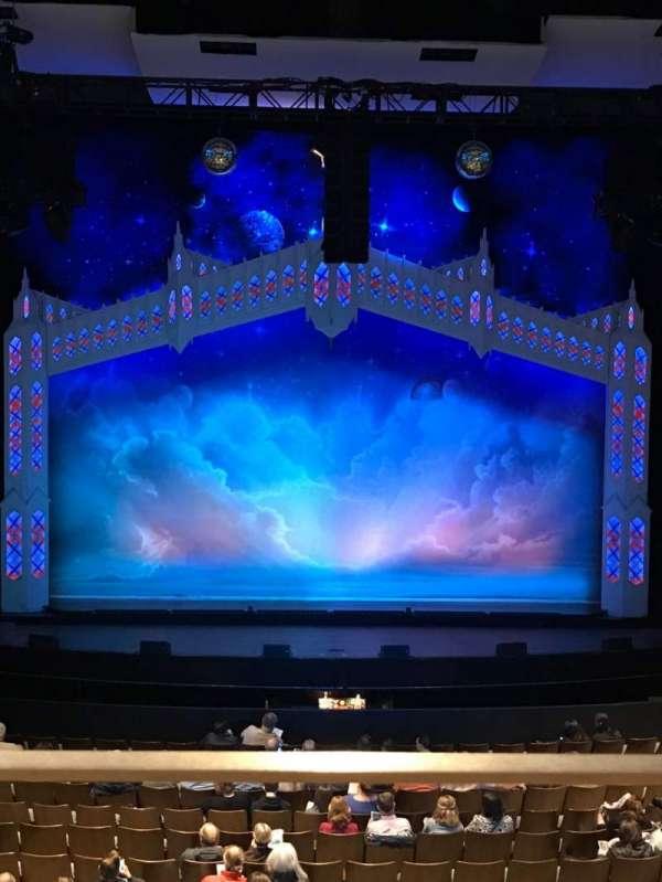 DeVos Performance Hall, secção: Mezzanine, fila: A, lugar: 24