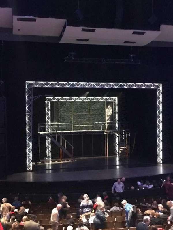 DeVos Performance Hall, secção: Mezzanine, fila: C, lugar: 38