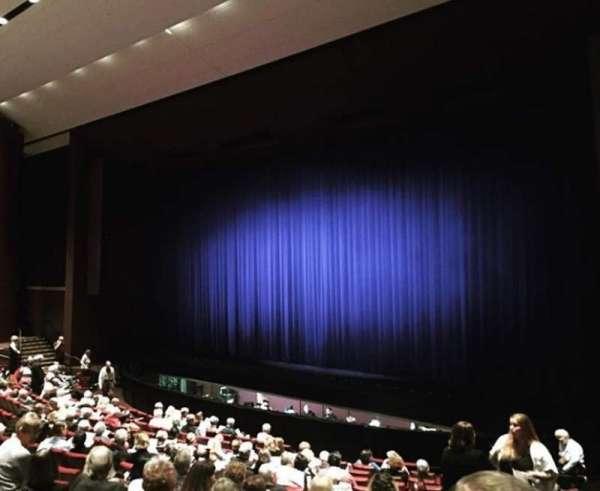 Carpenter Performing Arts Center, secção: Orchestra Right, fila: P