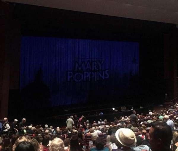 Carpenter Performing Arts Center, secção: Orchestra left, fila: S