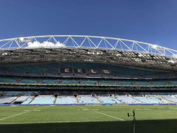 ANZ Stadium, secção: 128, fila: B, lugar: 40