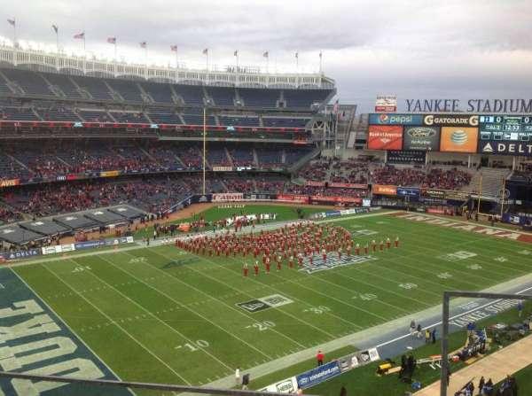 Yankee Stadium, secção: 314, fila: 2, lugar: 1