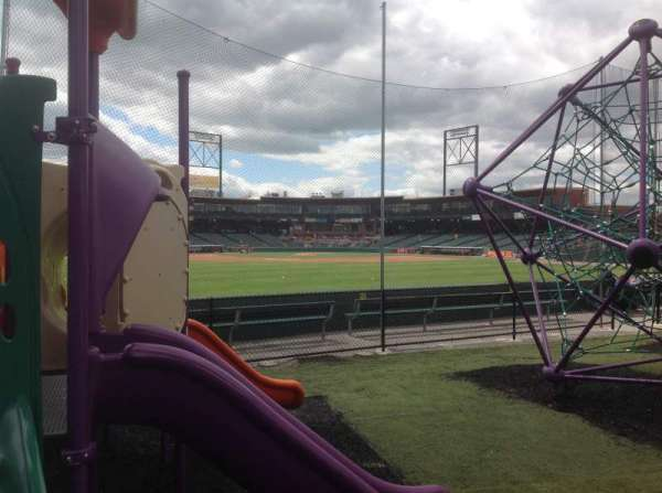 PeoplesBank Park, secção: Playground