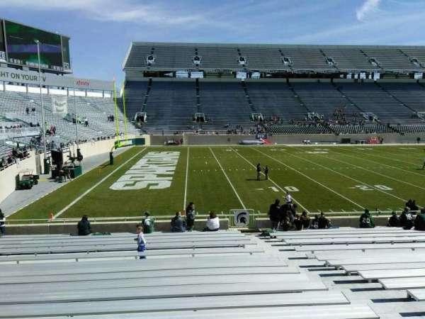 Spartan Stadium, secção: 26, fila: 23, lugar: 23