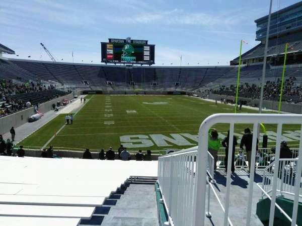 Spartan Stadium, secção: 2, fila: 26, lugar: 40