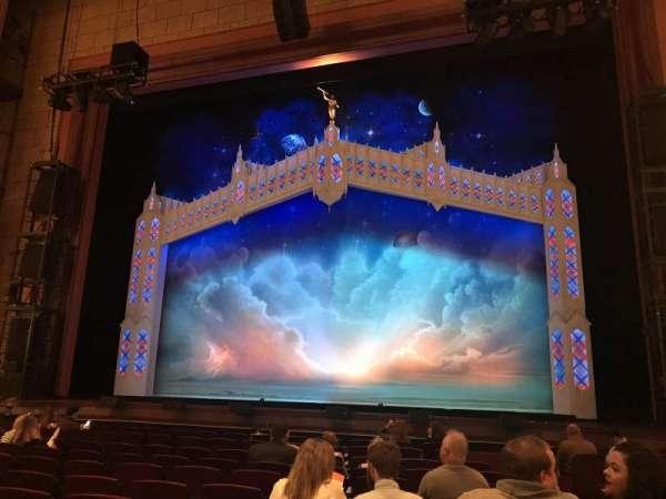 Walt Disney Theatre - Dr. Phillips Center, secção: Lower Orchestra C, fila: J, lugar: 121