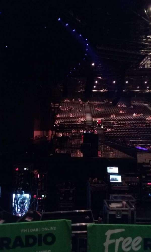 Resorts World Arena, secção: Block 17, fila: B, lugar: 526