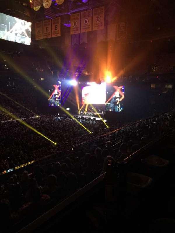 TD Garden, secção: S15