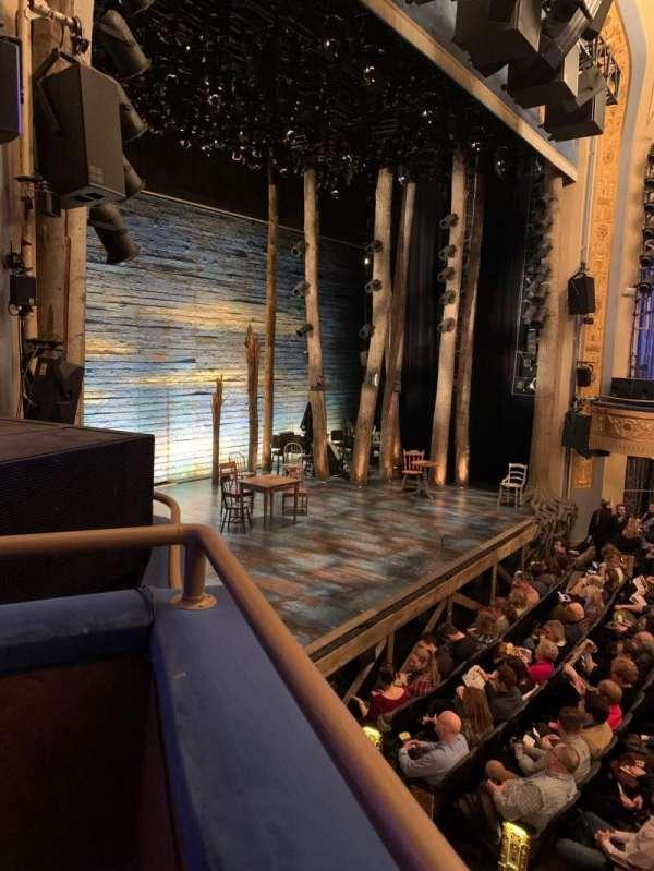 Gerald Schoenfeld Theatre, secção: Box E, lugar: 1