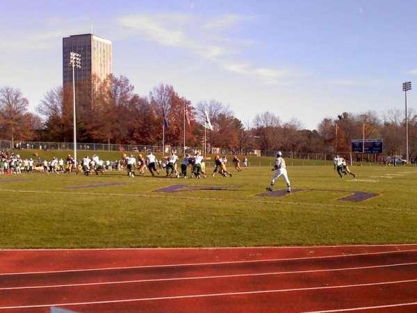 University Field, secção: End Zone