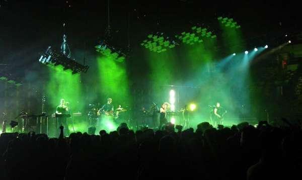 TD Garden, secção: Loge 12, fila: 1, lugar: 17
