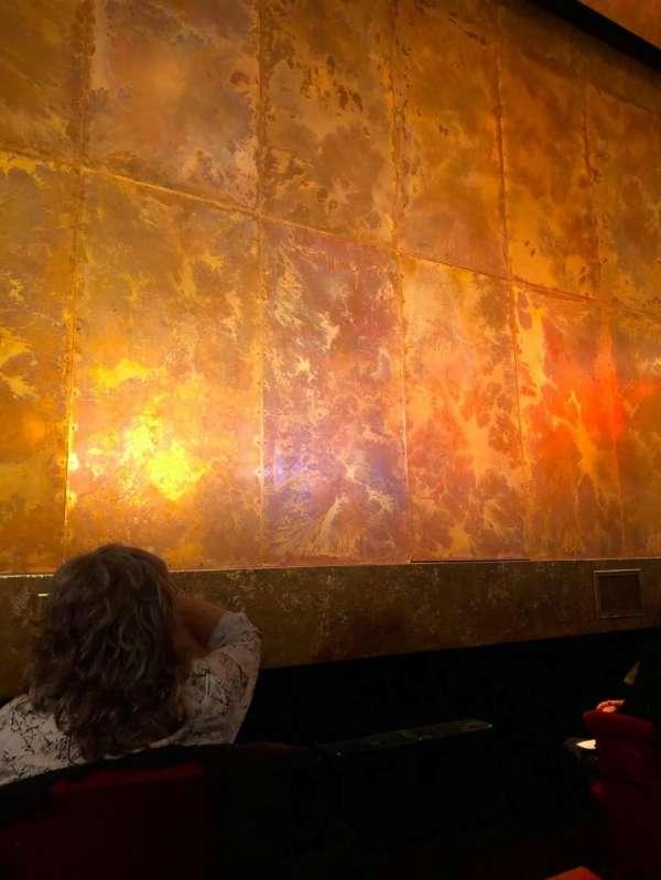 Cort Theatre, secção: Orchestra L, fila: C, lugar: 5