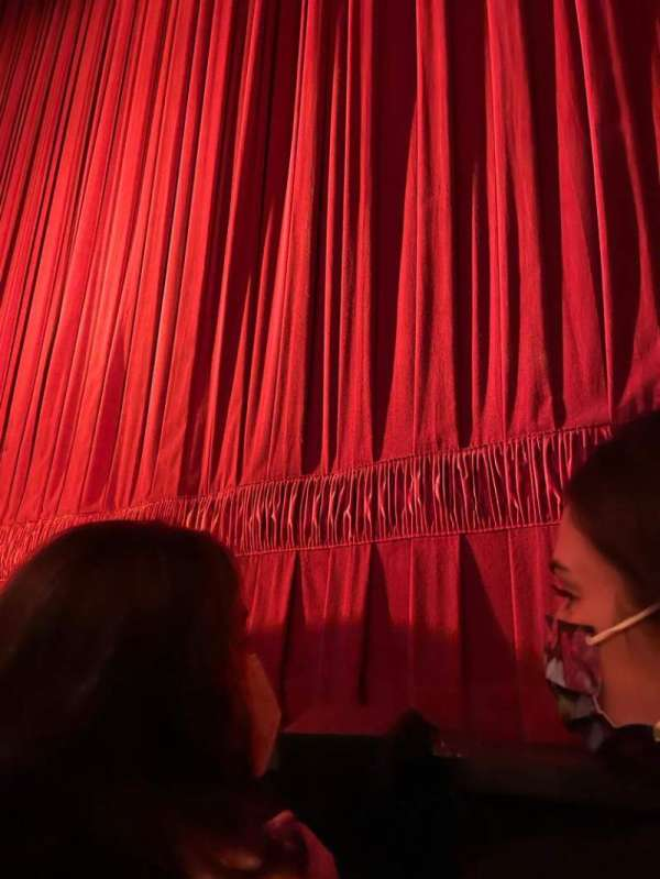August Wilson Theatre, secção: Orchestra, fila: A, lugar: 101