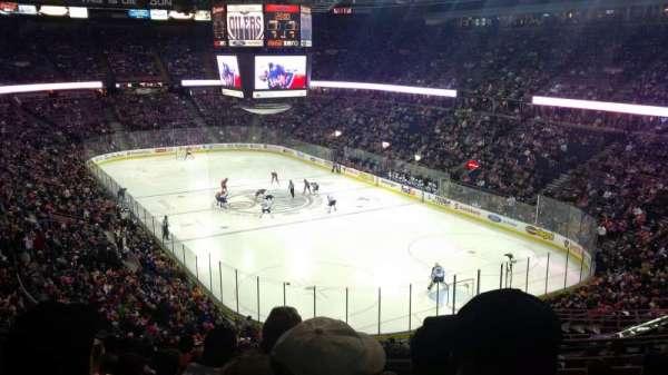 Northlands Coliseum, secção: 231, fila: 32, lugar: 2