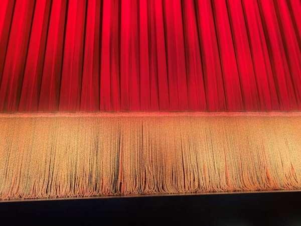 Longacre Theatre, secção: Orchestra C, fila: A, lugar: 108